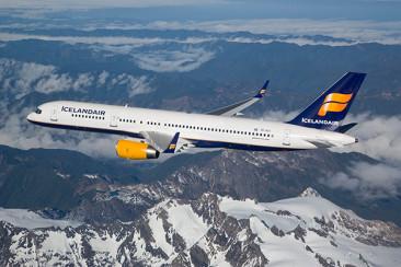 Icelandair utökar 2014
