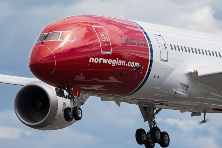 Norwegian leasar två Dreamliner 787-9