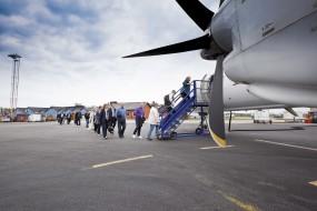 Pragweekend med Blekingeflyg