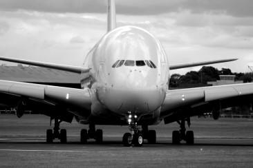 Emirates A380 flyger längst