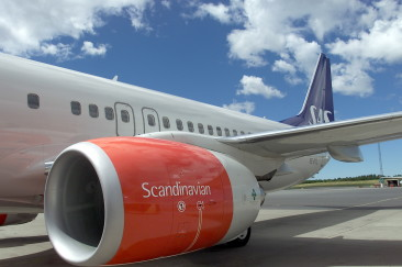 Direktlinje Stockholm-Hamburg med SAS