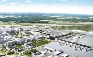 Stockholm Arlanda Airport byggs ut