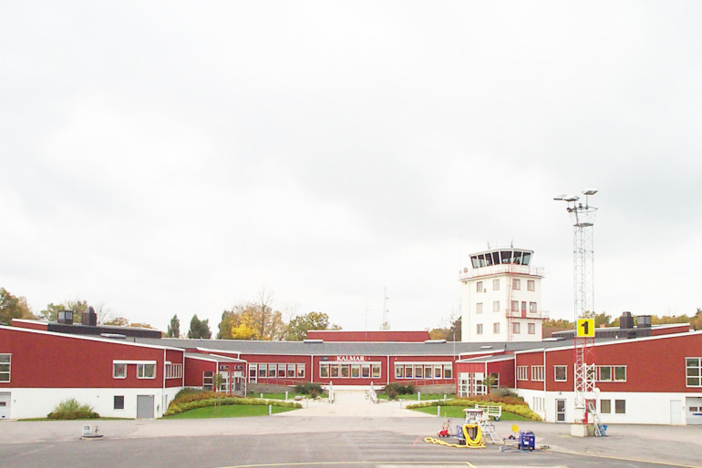 Kalmar Öland Airport får utmärkelse