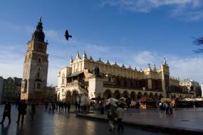 Ta Kalmarflyg till Krakow