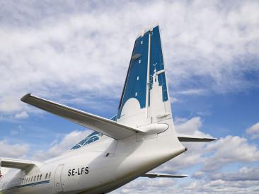 Populärt med Sundsvallsflyg