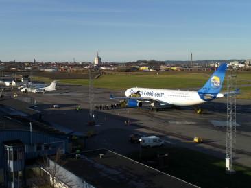 Ving ökar från regionala flygplatser