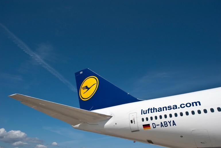 Lufthansa slår eget rekord i punktlighet