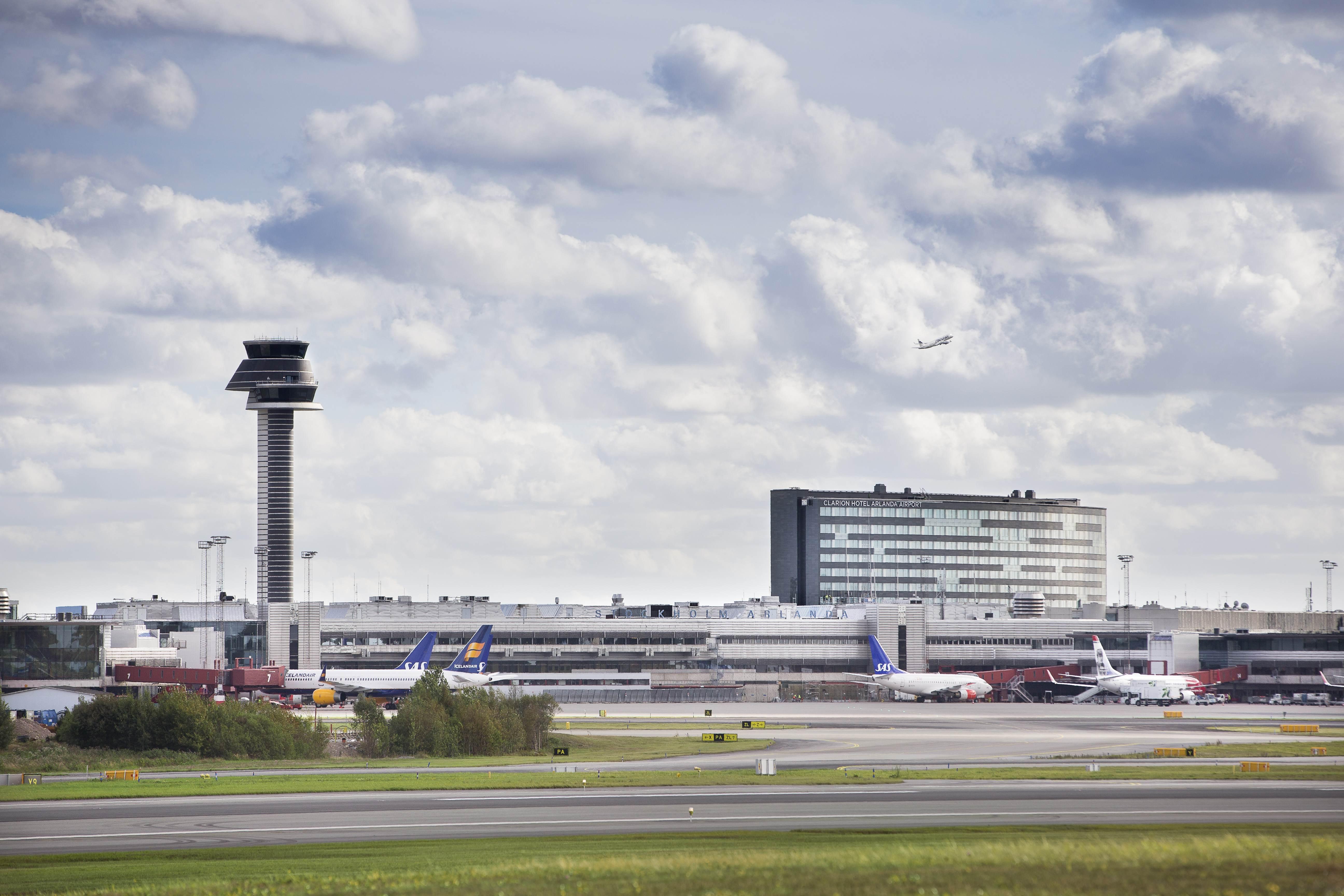 Vill du arbeta p stockholm arlanda airport for Hotel arlanda airport sweden