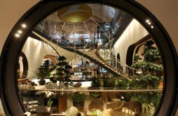 Turkish Airlines Lounge Istanbul blir ännu mer spektakulär