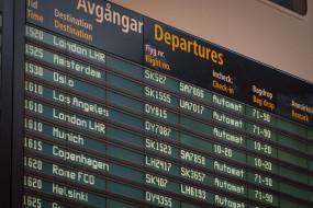 Direktflyg Arlanda-Los Angeles blev verklighet idag