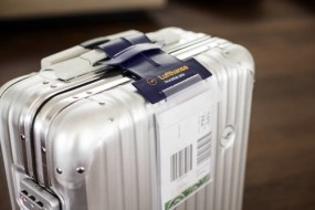 Skriv ut din bagagetag hemma