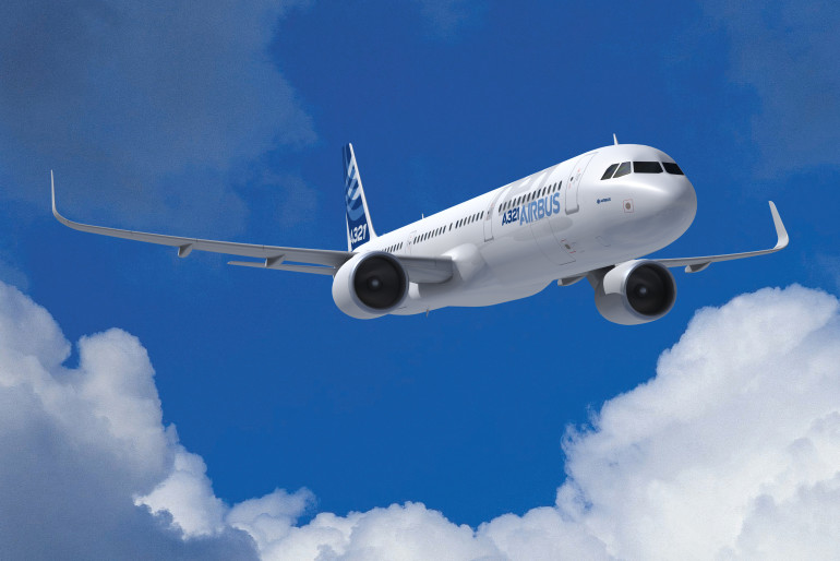Novair investerar i tre Airbus A321-Neo